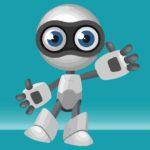 Робот Роберт желает с Вами познакомиться!